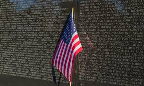 Who Invented The United States Flag The Remarkable Story Of Maya Lin U0027s Vietnam Veterans Memorial