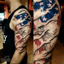 best 25 american flag tattoos ideas on pinterest american flag