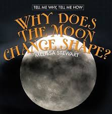 why does the moon change shape by stewart