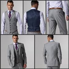 light gray suits for sale aliexpress com buy sale groom tuxedo light grey groomsmen