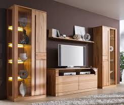 Wohnzimmerschrank Bilder Wohnwand Wohnzimmerschrank Buche Oder Kernbuche