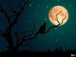 moon cat by el barto stencils on deviantart