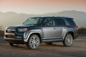 how much is a 1999 toyota 4runner worth 2012 toyota 4runner overview cars com