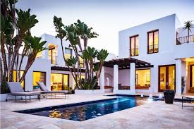 modern style homes in california home style