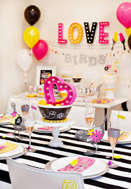 Bridal Shower Decoration Ideas by Modern
