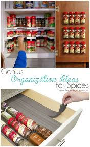 organize apartment kitchen these are some seriously cool ideas to organize spices