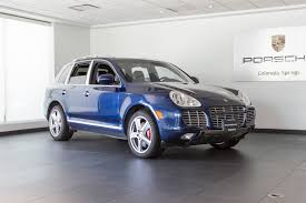 porsche cayenne 2006 turbo 2006 porsche cayenne turbo s for sale in colorado springs co