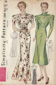 1135 best vintage patterns simplicity images on pinterest