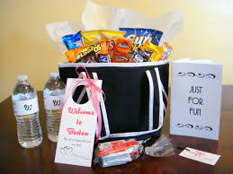 wedding hotel welcome bags detroit michigan wedding planner hospitality bags