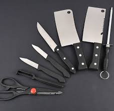 wholesale kitchen knives best 25 stainless steel knife set ideas on knife sets
