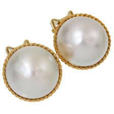 how to make clip on earrings mikimoto clip earrings ebay