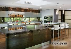 Kitchens With Two Islands Two Islands Modern Kitchen Kuche Cucina