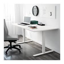 bureau assis debout skarsta bureau assis debout ikea