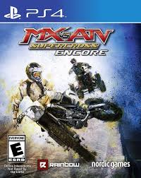 motocross action online amazon com mx vs atv supercross encore edition playstation 4