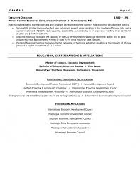 Resume For Entrepreneurs Examples by Resume Examples Executive Director Non Profit