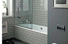 Slate Tile Bathroom Ideas Delectable Slate Tile Bathroom Ideas Grey Small Images Designs