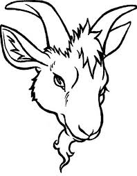 tattoo pen goats goat skull drawing at getdrawings com free for personal use goat