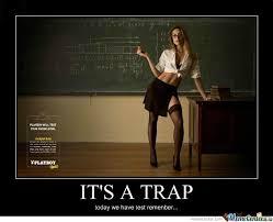 Its A Trap Meme - world wildness web be careful it s a trap