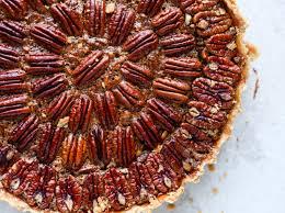 thanksgiving dinner pecan pie tart the pioneer