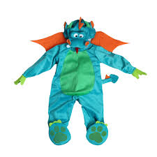 Toddler Dragon Halloween Costumes Baby Halloween Dinosaur Romper Dinky Dragon Photo Props