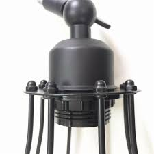 retro wall lamp bedside light wrought iron lamps shade american