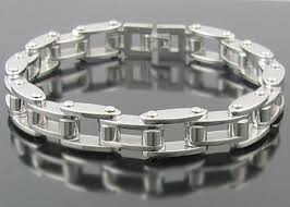 men steel bracelet images Blackjack men 39 s stainless steel jewelry jpg