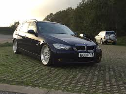 modified bmw modified bmw 320d e91 not drifted slammed euro bbs estate 3 series