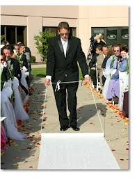 aisle runners for weddings aisle runners and petals in wedding ceremonies