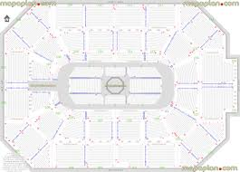 Marvel Universe Map Allstate Arena Ufc Mma Fights Fully Seated Setup Detailed Chart