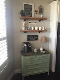 Coffee Nook Ideas Little Coffee Bar Plans By Ana White Com Kitchen Tutorials
