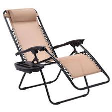 costway op3026 2color 2pc zero gravity chairs lounge patio folding