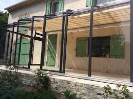 Veranda Pour Terrasse Véranda Rétractable Abris Terrasse Cintral