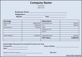 resume format 2013 sle philippines payslip top 5 formats of salary slip templates word templates excel