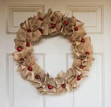 burlap christmas wreath diy christmas wreaths 9 charming burlap wreaths