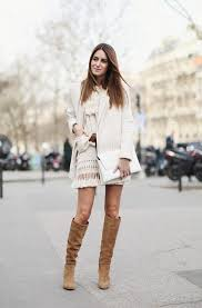 what to wear with light brown boots 20 super stylish ways to wear knee high boots 2018 fashiontasty com