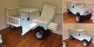 Changing Table Crib A Truck Crib That Turns Into A Changing Table Home Design