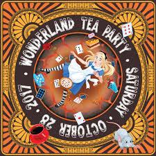 wonderland tea party 2017