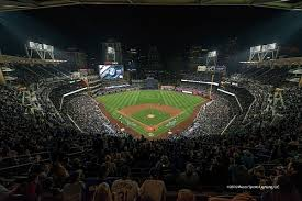 led ball field lighting major league baseball opens with led sports lighting in san diego