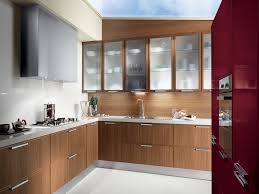 walnut modern kitchen modern walnut kitchen cabinets vallandi com design and modern