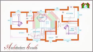 two bedroom house plans kerala style sensational design 3 three