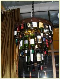 Diy Bottle Chandelier Beer Bottle Chandelier Diy Home Design Ideas