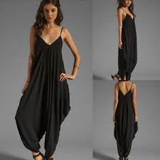 harem jumpsuit s v neck all in one summer harem jumpsuit romper