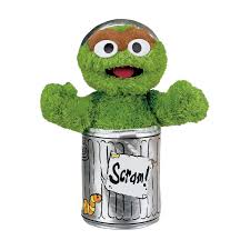 gund 25 5cm sesame street soft toy oscar the grouch toy amazon