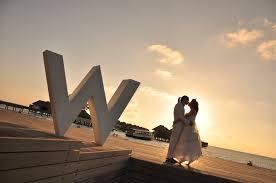 jinhee lee alisa u0027s destination wedding at w retreat and spa