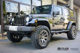 rhino jeep jeep wrangler with 20in black rhino warlord wheels exclusively