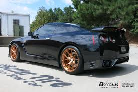 lexus hre wheels nissan gtr with 20in hre p101 wheels exclusively from butler tires