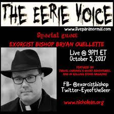 exorcist bishop bryan d ouellette sosm home facebook