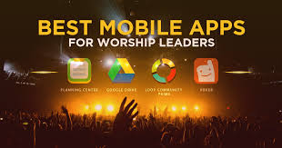 Meme Center Mobile App - best mobile apps for worship leaders ios android