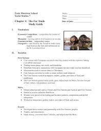 our canada chapter 4 study guide resource preview grade 7 social