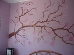 dessin mural chambre dessin sur mur de la deco de